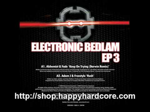 The Mexican - Energize (Cube::Hard Remix), Electronic Bedlam - EBED003