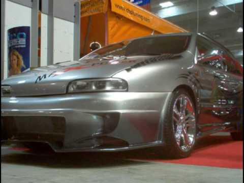 Fiat Marea Tuning 1998 - 2004