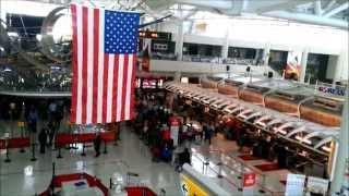 JFK Airport New York City