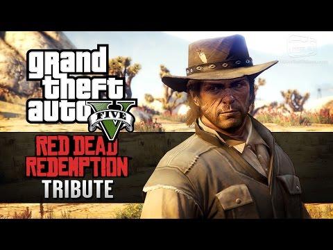 GTA 5 - Red Dead Redemption Tribute [Rockstar Editor]