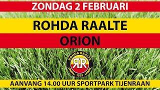 Samenvatting ROHDA Raalte - Orion