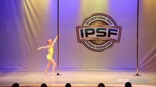 Janna Jacobs - IPSF World Pole Championships 2018