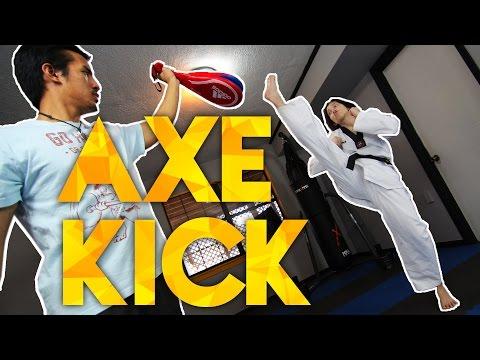 TaeKwonDo Axe Kick Tutorial