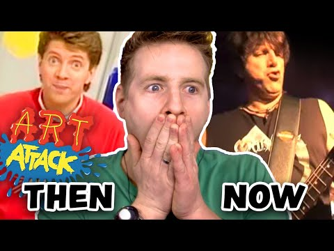 Reacting To ART ATTACK: 20 Years Later!?