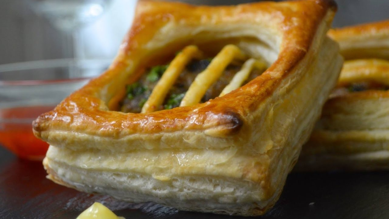 Puff Pastry Dough Plus Many Ideas For Different Puff Pastry Shapes