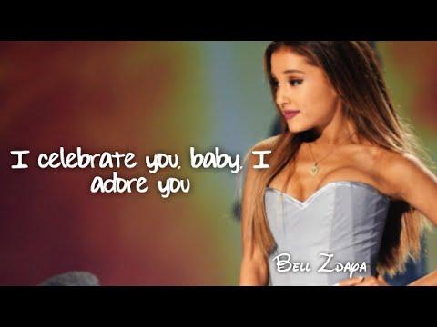 Ariana Grande - Not Just On Christmas [Lyrics HD] - YouTube