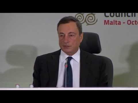 ECB Press Conference - 22 October 2015