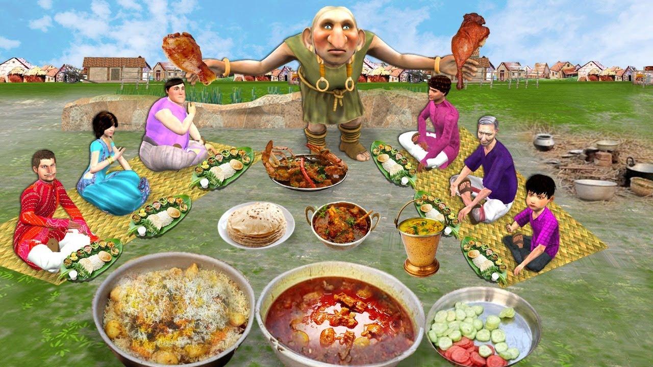 गरीब की पिकनिक Garib Ki Picnic Food Challenge Comedy Video हिंदी कहानिया Hindi Kahaniya Comedy Video