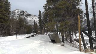 Strange Sounds Jan 21 2012 Banff Alberta Canada
