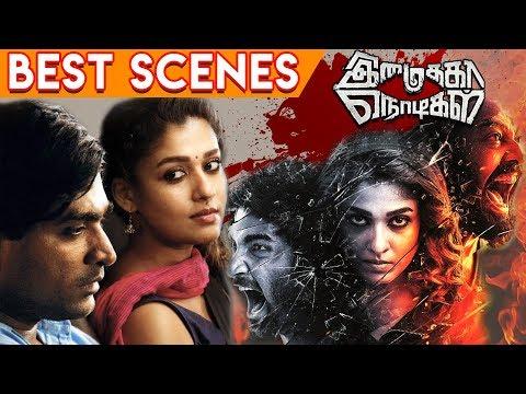 Imaikkaa Nodigal - Best Scenes   Nayanthara   Anurag Kashyap   Atharvaa   Raashi Khanna