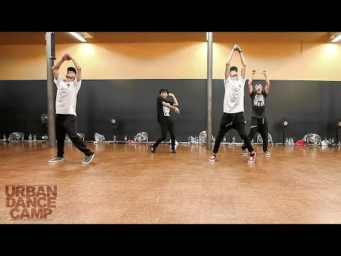 Caught Up  Usher  S**t Kingz Choreography Show  310XT Films  URBAN DANCE CAMP