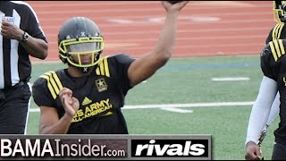 Army Analysis: Tua Tagovailoa (Alabama commit)