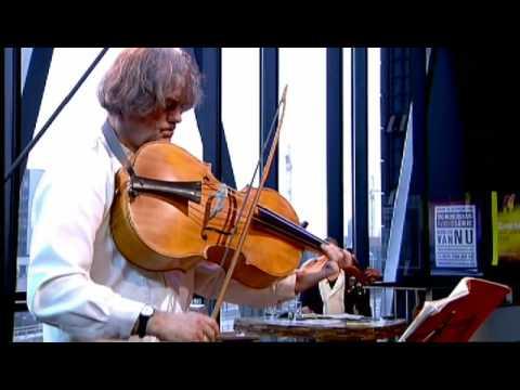 Sigiswald Kuijken - Suite nr 1 BWV 1007 courante