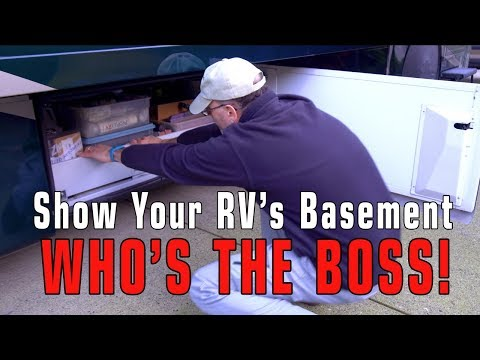 Get Your RV's Basement Under Control - Version 2.0
