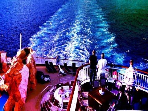 NCL Norwegian Spirit cruise Line from Malaga Port spain
