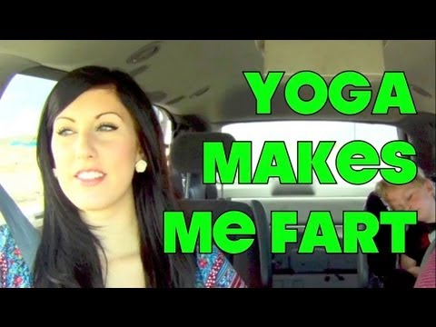 yoga makes me horny