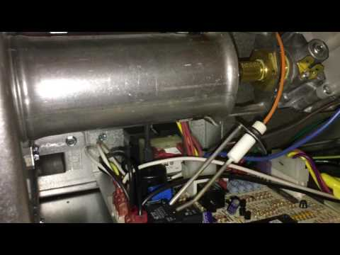 REZNOR UDAP45 IGNITION PROBLEM - YouTube on