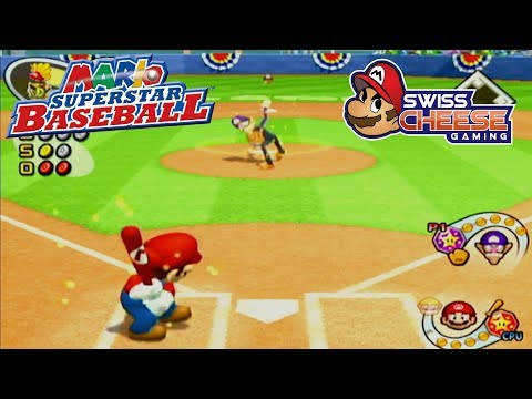 Mario Superstar Baseball Makes A Slow Sport Fast And Fun | GAMECUBE REVIEW
