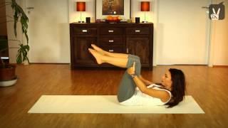 Pilates Workout: Flacher, straffer Bauch in 5 Minuten - Fit in 5...