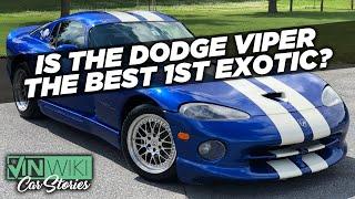 VINwiki made me buy a Dodge Viper