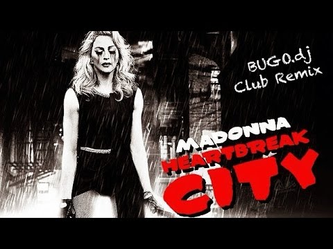 MADONNA - HEARTBREAK CITY (BUGO.dj Club Remix)