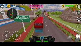 River Bus Driver Tourist Coach Bus Simulator   Android iOS Gameplay   FHD screenshot 5