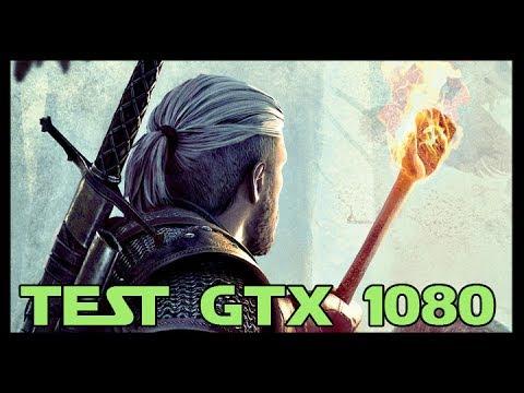 TEST GTX 1080 WIEDŹMIN 3 ULTRA, BATTLEFRTONT 4K!