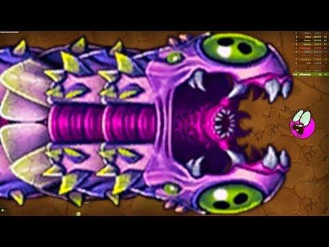 NOOB vs Monster - Little Big Snake Best Trolling Monster Epic Littlebigsnake.io Gameplay!