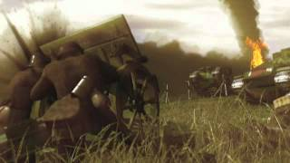 The Entente: Battlefields WW1 intro movie