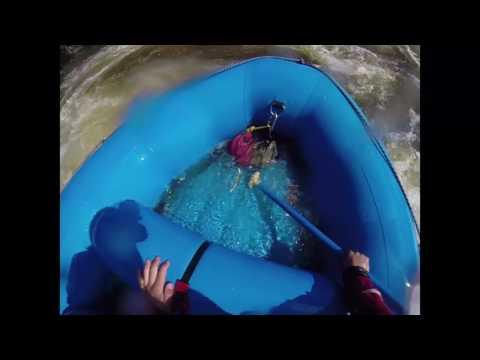 Rafting high water 7 soeur. Rivière rouge, Québec