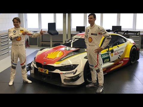 Sheldon van der Linde & Augusto Farfus | Csapattársak