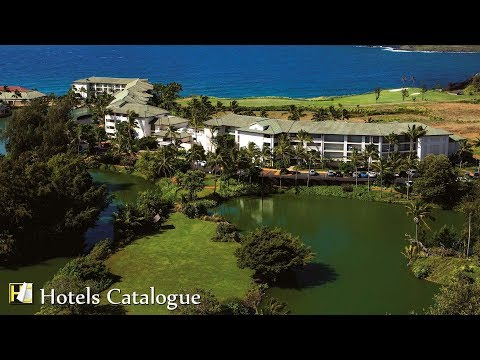 Marriott's Kauai Lagoons - Kalanipu'u Hotel Overview - Kauai Luxury Resort - Villas