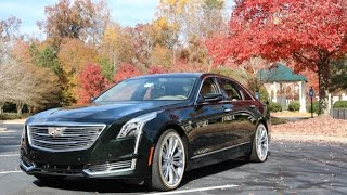 2017 Cadillac CT6 Technical Review