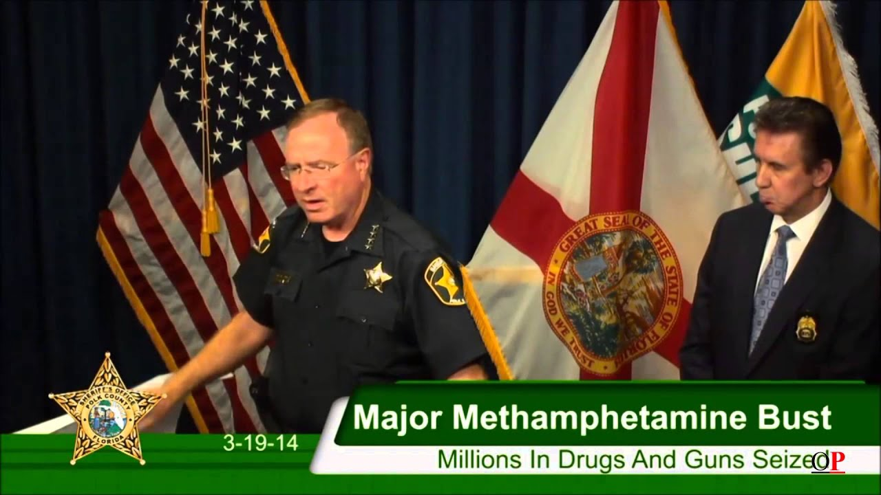 Ocala Post - Sheriff outraged: illegal immigrant drug