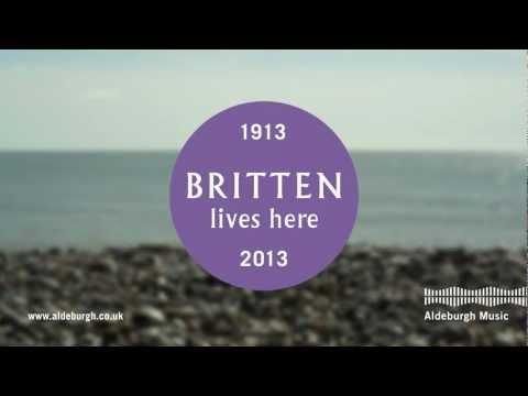 Aldeburgh Musics Britten Centenary Trailer