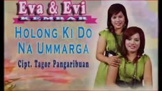 Duet Nadeak Sister - Holong Ki Do Na Ummarga