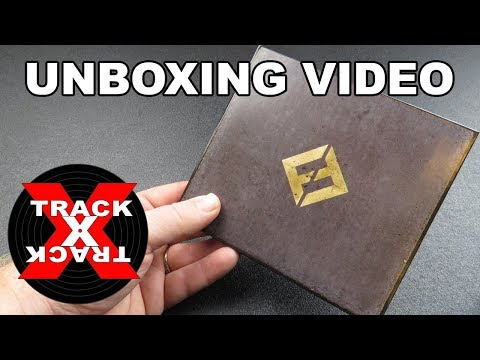 UNBOXING: Foo Fighters-