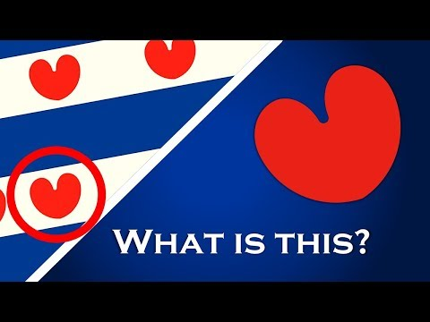 What is this Symbol? - The History of the Frisian Pompeblêd
