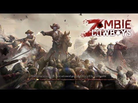 Zombie Cowboys - ios Gameplay | Now on ios |