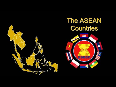 ASEAN Countries    Interesting Facts    Association Of Southeast Asian Nations