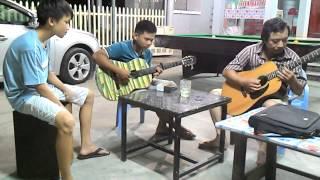 Đồng xanh (hòa tấu) guitar Green Fields - Brothers Four