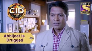 Your Favorite Character   Abhijeet Is Drugged   CID
