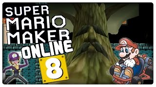 SUPER MARIO MAKER ONLINE Part 8: ALLE amiibo Kostüme, Deku-Baum & Super Mario Kart