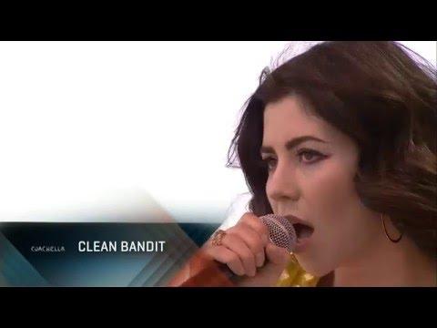 "CLEAN BANDIT Feat. MARINA AND THE DIAMONDS | ""Disconnect"" (Coachella Festival)"