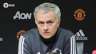 Jose Mourinho's Top 10 Press Conferences at Manchester United