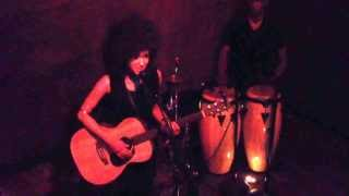 "Andy Allo ""People Pleaser"" at Hotel Utah 11-10-13"