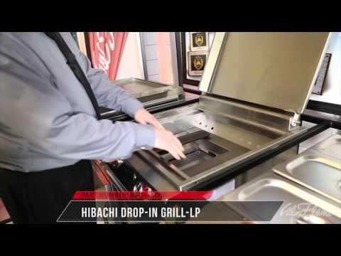 Cal Flame BBQ - Hibachi Grill