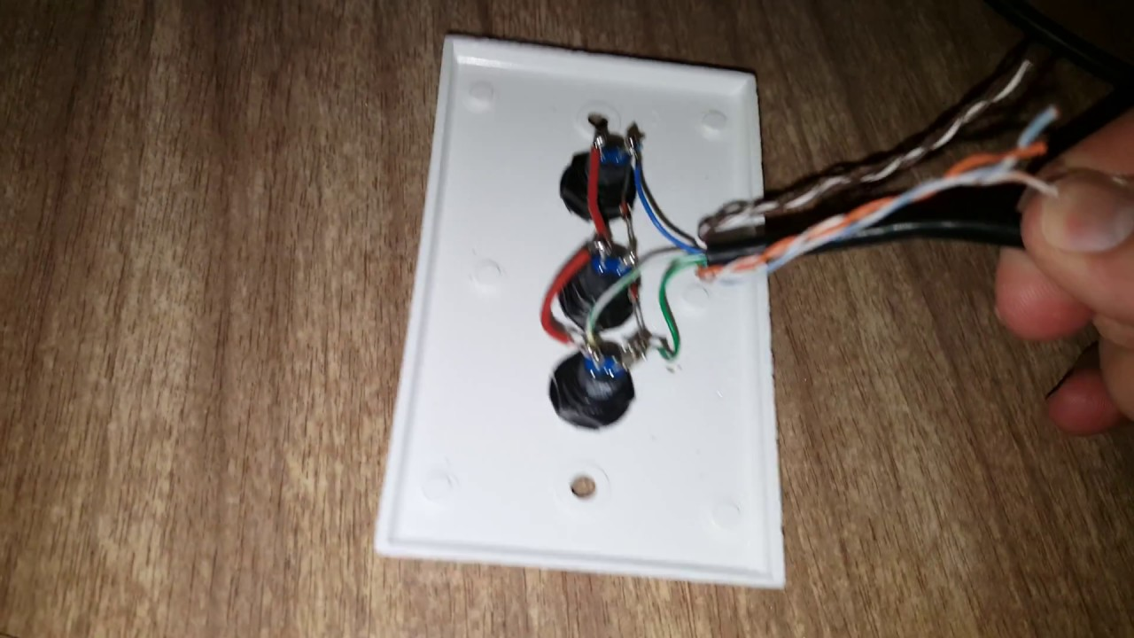 maxresdefault diy es elite 3 button motorized screen switch youtube da lite motorized screen wiring diagram at panicattacktreatment.co