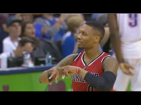 """Damian Lillard""""Soldier in the Game"""" Dame Dolla Mixtape Highlights"""