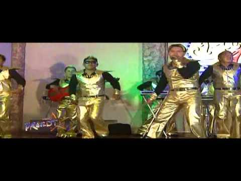 LOS ROBOTICOS NIÑA EN TELEVISA  PROGRAMA PRENDETE TV3 2011.wmv